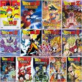 Dragon Ball Z Todos Os Filmes Completo Dublado