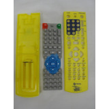 Gabinete C/tapete S/placa Do Controle Remoto Dvd Dvt-c400