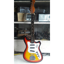 Guitarra Antiga Tonante Fender Dec 80 Para Uso Ou Decorativa