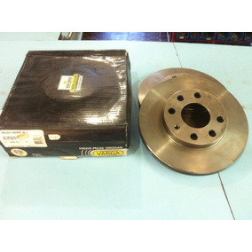 Discos De Freio Monza/kadett 82/93 Corsa 94/ Ventilado