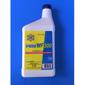 Refacciones Refrigeración, Aceite Frío 300 Compresor R-22