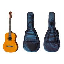 Guitarra Criolla Yamaha C40 Con Funda Acolchada Impermeable