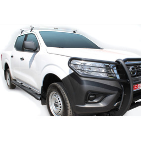 Estribo Nissan Np300 2016 Frontier Se Le Doble Cabina Acero