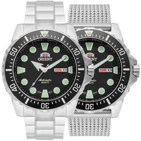 Relógio Orient Diver *500m Automático 469ss073 P1sx *netuno