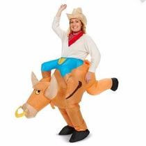 Disfraz De Vaquero Toro Para Adultos Envio Gratis