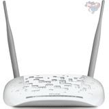 Modem Roteador Wireless N Adsl2+ 300mbps Tp-link Td-w 8961n
