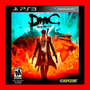 Dmc Devil May Cry Ps3