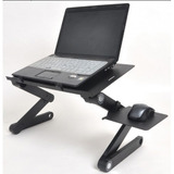 Mesa Cooler Graduable De Metal Para Laptop - Laptop Fresca