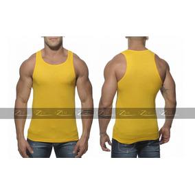 Camiseta Masculina Tank Regata Cavada Camisas Blusas Verão