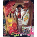 Barbie Generation Girl Ana Oriental Anos 90 Skate 1998