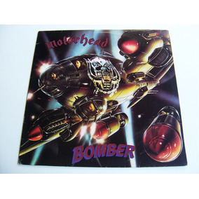 Lp Motorhead Bomber - Disco De Vinil