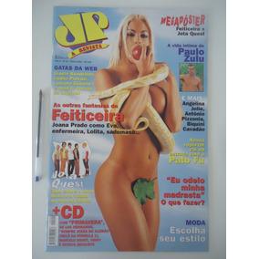 Jovem Pan Revista #20 De 2000 Joana Prado Feiticeira Posters
