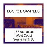 Loops E Samples West Coast Soul Funk 80 E 188 Acapellas