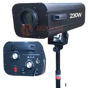 Canhão Seguidor 7r Com Case 230w (com Case)