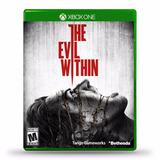 Juego The Evil Within Xbox One Físico Nuevo Sellado
