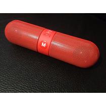 Bocina Bluetooth Pildora, Recargable, Mp3, Fm. Envio Gratis
