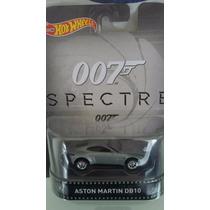 Hot Wheels Retro - Spectre Aston Martin 2016 Llantas De Goma