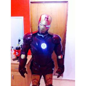 Armadura De Iron Man Disfraz Ironman Renta Y Venta Botarga