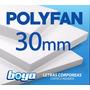 Placa Polyfan / Polifan De 30mm Para Letras Corporeas Caba