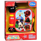 Juguete Casa De Mickey Mouse, Mickey Mi Primer Libro De Apr