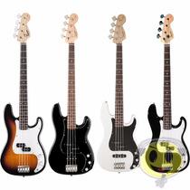 Baixo Fender Squier Affinity Precision Loja P R O M O Ç Ã O