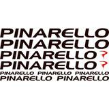 Jgo De 11 Calcomanias Para Bicicleta Pinarello