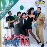 Los Hijos De Puerto Rico Serie Platino Cd Importado 1994