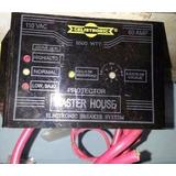 Protector Electrónico Integral De 110 Vol. 60 Amp.