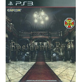 Resident Evil 1 Hd Ps3 | Digital Oferta Insuperable Unica
