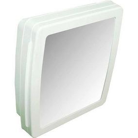 Armario Para Banheiro C/ Espelho Herc 34x37x10 2650 Branco