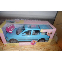 Carro Barbie Happy Family Volvo Mattel Raro