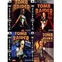 Tomb Raider Edição Colecionador Pack 4 Em 1 Ps3 Psn Digital