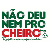Camisa Palmeiras Não Deu Nem Pro Cheiro