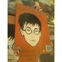 Harry Potter Y La Piedra Filosofal Libro Stickers Y Máscara