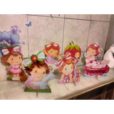 Moranguinho Baby= 5 Display Mesa Decoração Festa Infantil