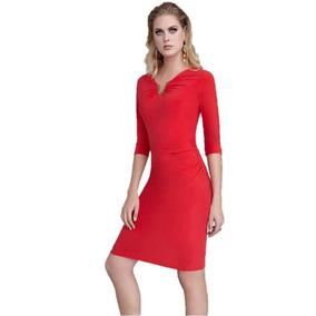 · Oferta Elegante Vestido Cherry Etiqueta $899 A $599