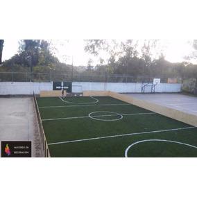 Pasto Sintético Profesional De 20mm Futbol