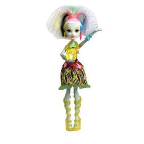 Nova Boneca Monster High Frankie Stein Electrified - 2017