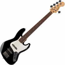 Contra Baixo Fender Jazz Bass Standard Mexicano 5 Cordas
