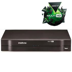 Dvr 8 Canais Intelbras Mhdx 1008 Multi Hd 720p 1080p Hdcvi