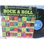 Disco Lp De Vinil Ocetato 33 Rpm 15 Exitos Rock And Roll