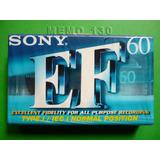 Cassette Sony 60
