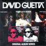 David Guetta Original Album Series Box 5 Cd - Los Chiquibum