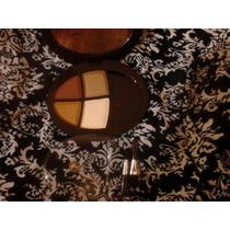 Maquillaje Esika Cyzone Lebel Cuarteto Sombras P/ojos