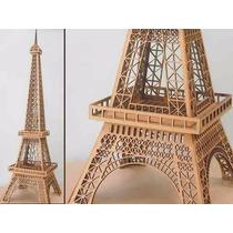 Centros De Mesa Torre Eiffel 40 Cm 15 Años Casamientos