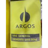 Cemento Gris X 50 Kl Argos