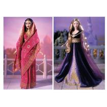Barbie Princess Of World Princesas Del Mundo India Francia