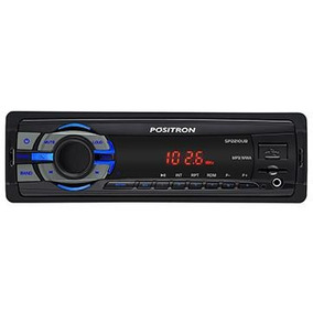 Som Automotivo Sp2210ub Media Receiver Mp3 Usb Pósitron