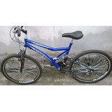Bicicleta 26 Gt Sprint Full Suspension C/18marchas