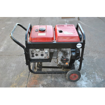 Generador Usado 5000 Watts Diesel Arrancador Electric